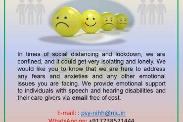 Contact details for Psychological support