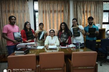 Dissertations of MEd Spl Ed (HI)