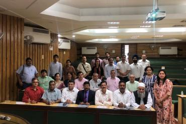"""Workshop for Surgeons Empaneled under ADIP CI Scheme """"Strengthening outcomes of Children with COCHLEAR IMPLANTS under ADIP Scheme"""" on 18 Aug 2019 organized by AYJNISHD at Delhi"""